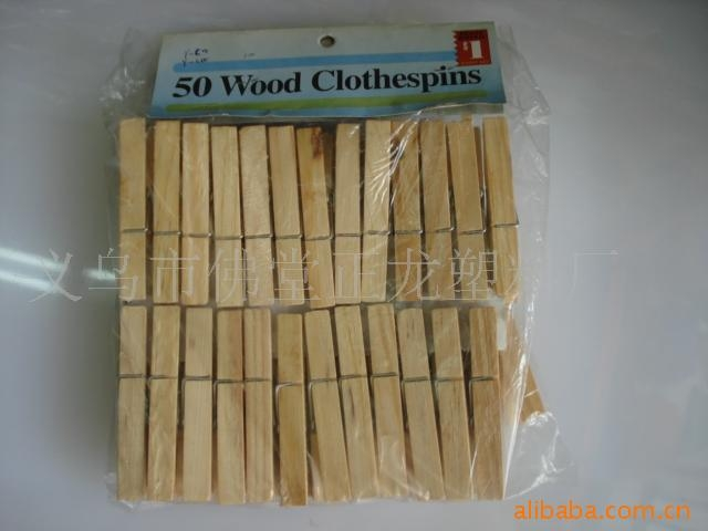 Wooden Clothes Peg(3pc)