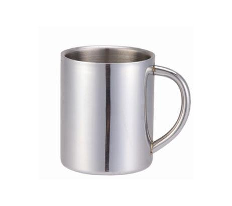 450ml steel coffe cup