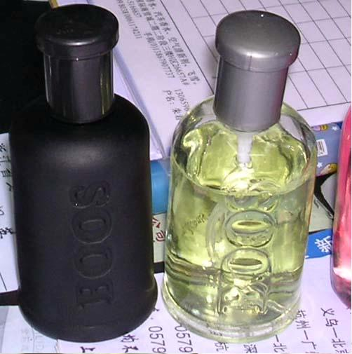 BOOS 50ml black Perfume