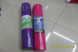 Yoga mats with cover