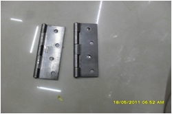 1pair bolt 100mm long 111