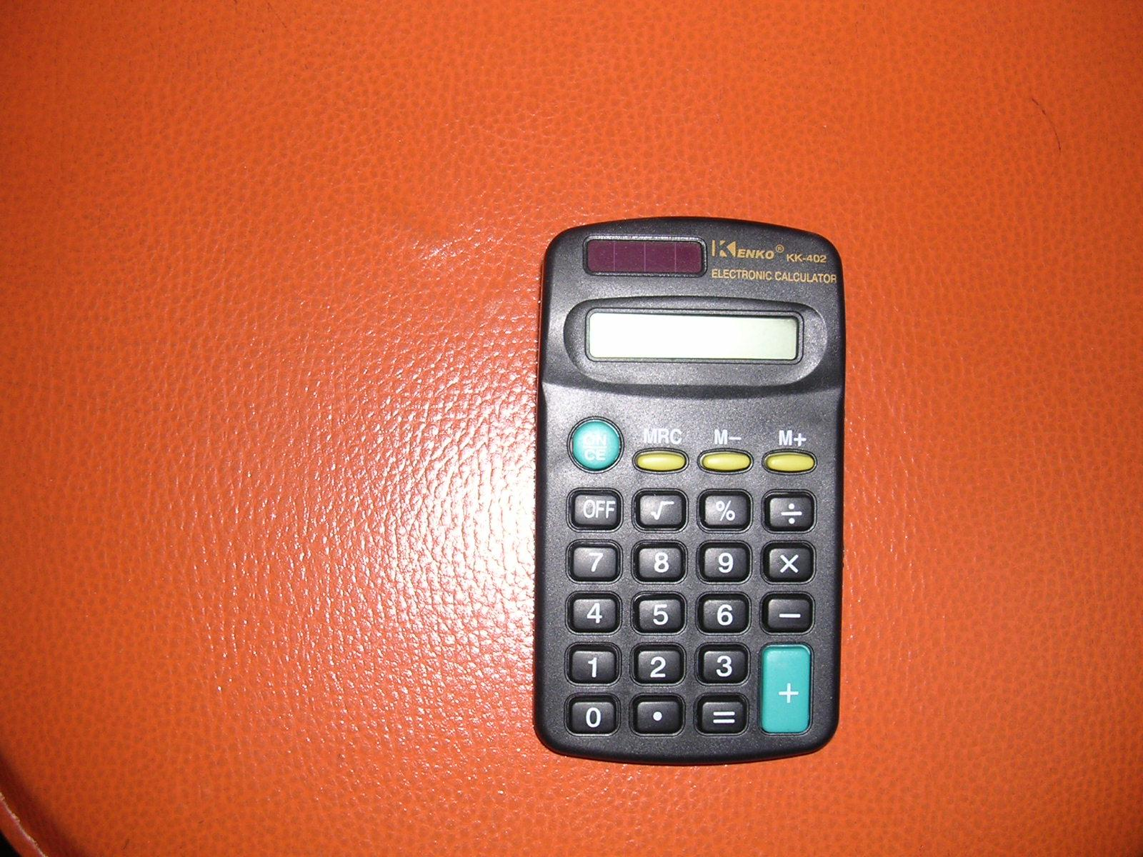 Calculator(own the basic arithmetic fuction and in good quality)