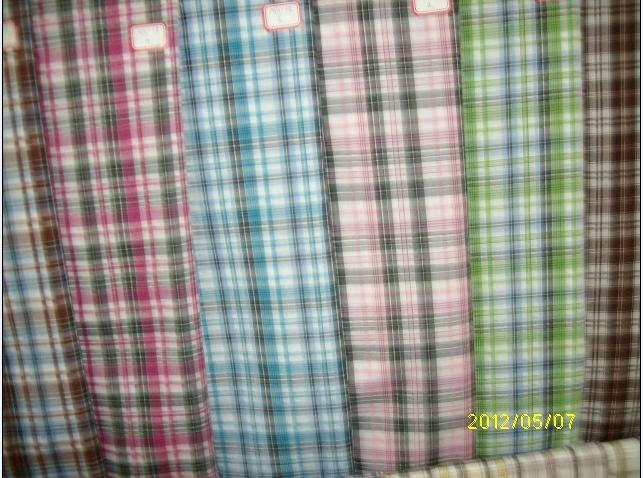 cotton 15% polyester 85% density 110x76