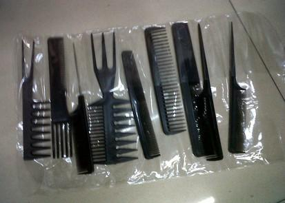10pcs for one set,comb
