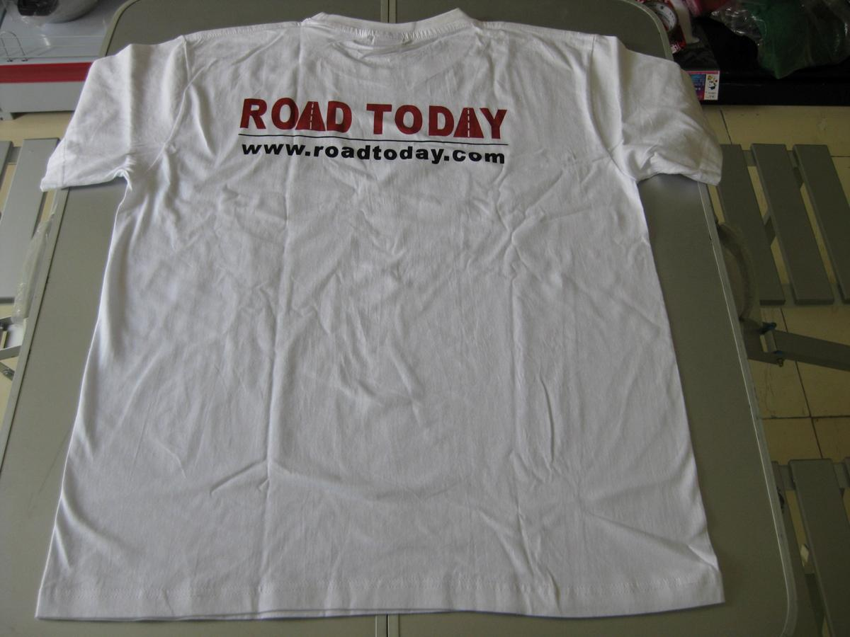 T-shirt ROAD TODAY