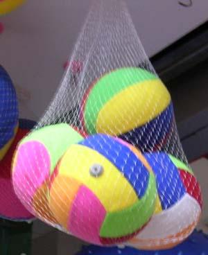 TOY CLOTH BALL