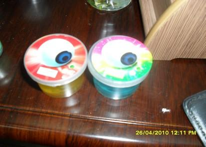 putty,midddle size 4color