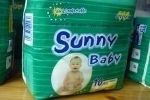 diapers sm 15's